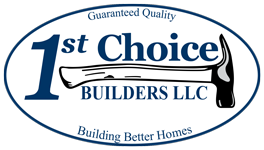 1st Choice Builders LLC Logo