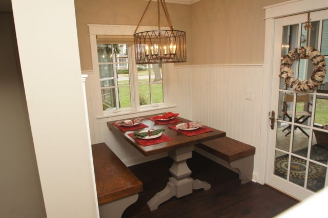 Hudson Full Home Remodel - Breakfast Nook (2)