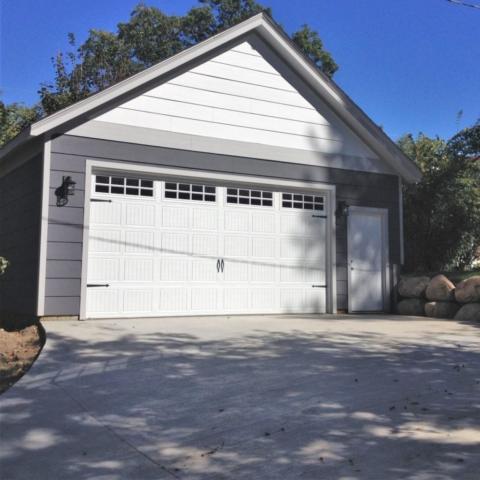 Hudson Full Home Remodel - Garage
