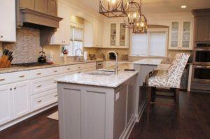 Hudson WI home renovation kitchen