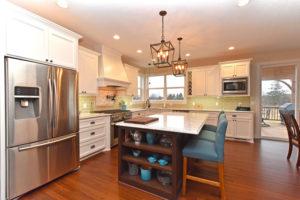 Hudson WI custom kitchen remodel