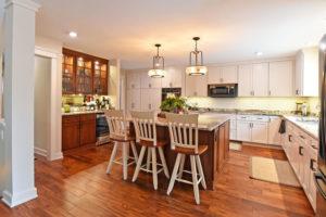 Oakdale MN custom kitchen remodel