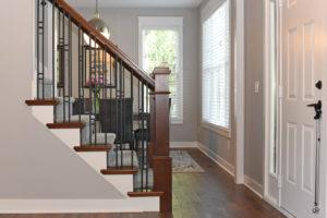 Stairway Main Floor Remodel